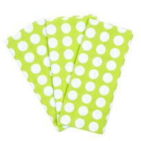4Home Ścierka kuchenna Zielona kropka, 45 x 70 cm, 45 x 70 cm, 3 szt.