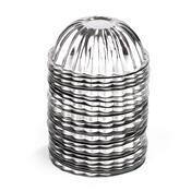 Formičky vyklápěcí - košíček, 24 ks