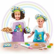 Tescoma Dino Dětská kuchařská souprava, fialová