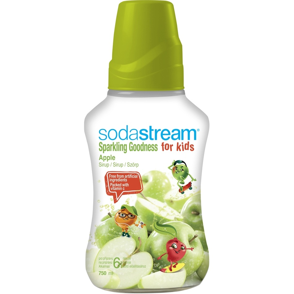 Sodastream Sirup Apple Good-Kids 750ml