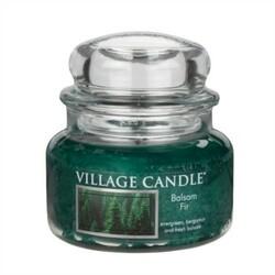 Village Candle Vonná svíčka ve skle, Jedle - Balsam Fir, 269 g, 269 g