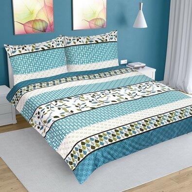 Bavlnené obliečky Geometria, 240 x 220 cm, 2 ks 70 x 90 cm