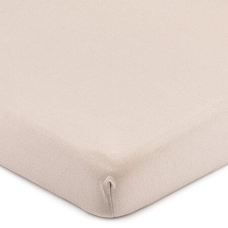 4Home Jersey prestieradlo s elastanom sivá, 160 x 200 cm