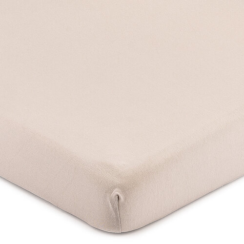 4Home Jersey lepedő elasztánnal szürke, 90 x 200 cm