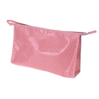Kosmetická taštička Camilla růžová, 32 x 20 x 8 cm