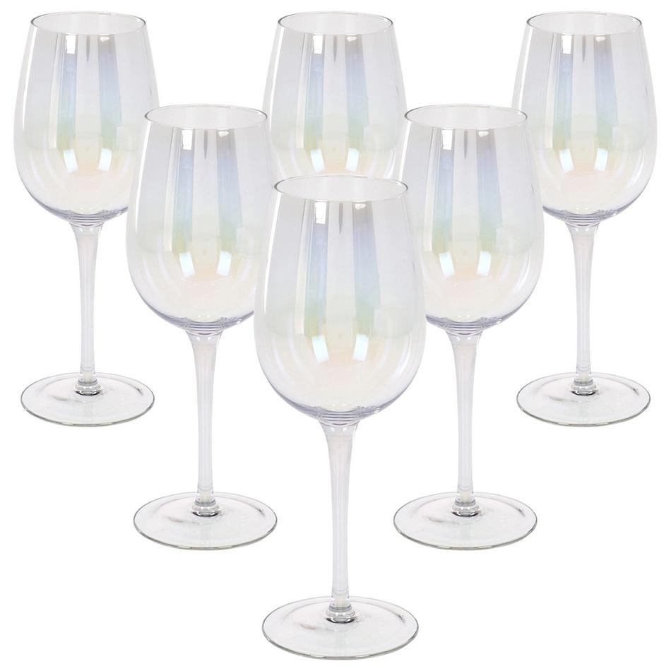 Sada sklenic na víno, 6 ks