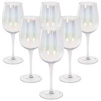 Sada pohárov na víno, 6 ks