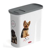 Container hrană câine Curver 04346-L29 2 l