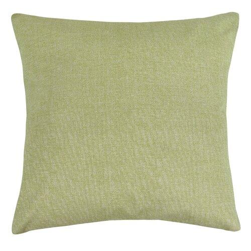 Bellatex Vankúšik Ivo zelená režná, 45 x 45 cm