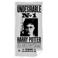 Osuška Harry Potter Nežádoucí, 70 x 140 cm