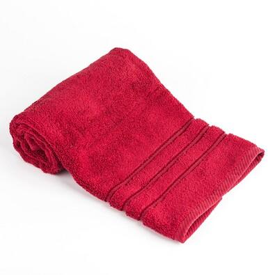 Osuška Super Soft červená, 70 x 130 cm