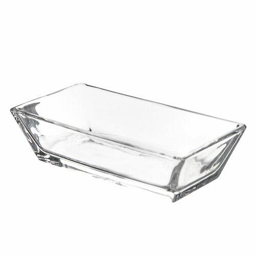 Altom Szklana miska do serwowania 14 x 7 x 3,2 cm, 6 szt.