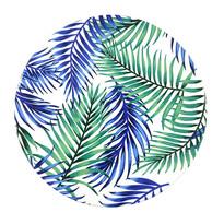 Altom Ceramiczna deska do krojenia Botanical, 20 cm