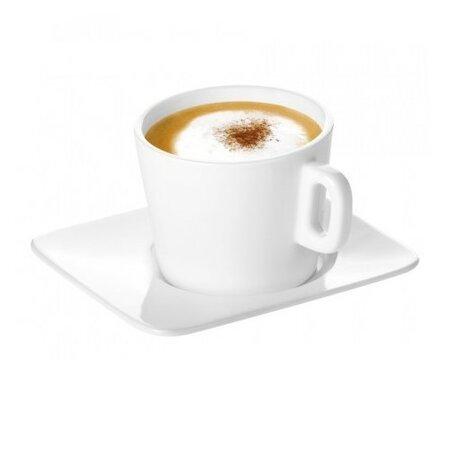 Tescoma GUSTITO ceașcă cu farfurioară pentru cappuccino, 200 ml