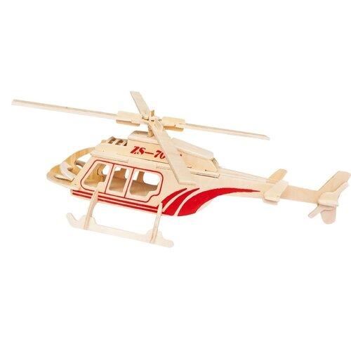 Dětský hrací set Construct Helicopter, 23 x 18,6 cm