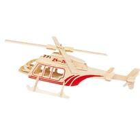 Construct Helicopter gyerekjáték szett, 23x 18,6 cm