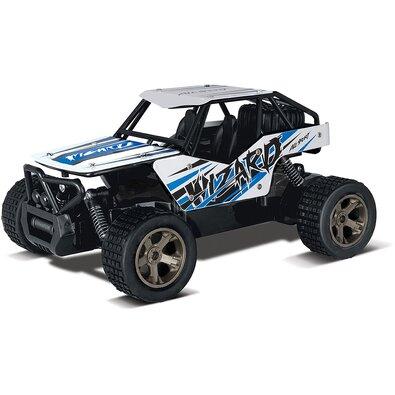 Buddy Toys BRC 20.424 Auto na dálkové ovládání RC Wizard, modrá
