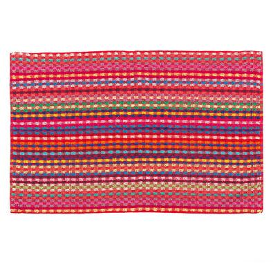 Ručník pracovní červená, 50 x 78 cm