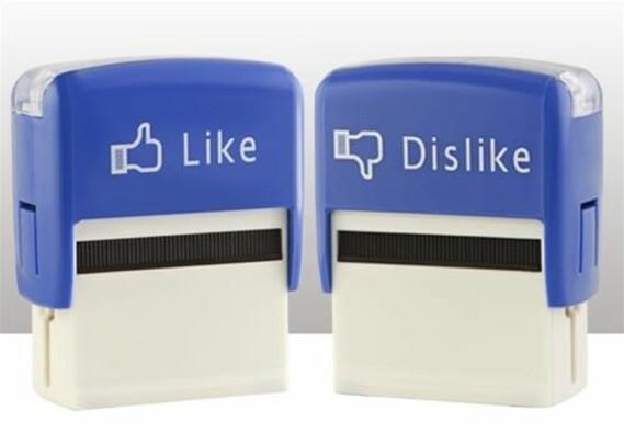 Razítka facebook