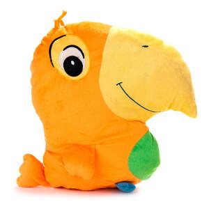 BO-MA Trading Papoušek oranžový, 38 x 36 cm