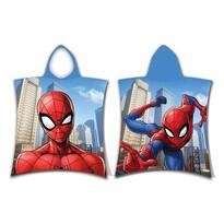 Spiderman jump gyerek poncsó, 50 x 115 cm