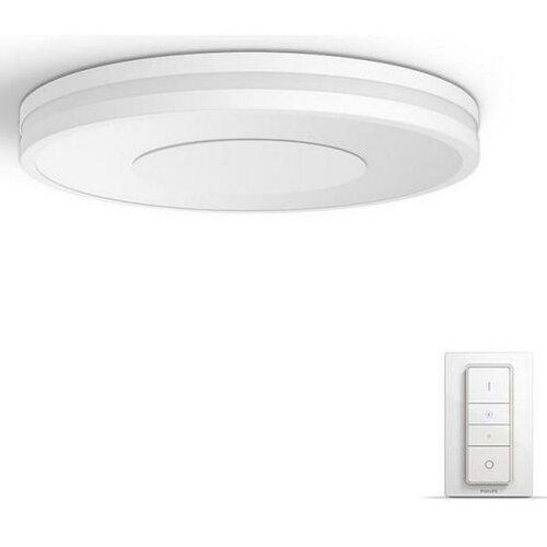 Philips Hue 32610/31/P6 LED přisazený lustr Being 1x32W   2200-6500K - Bluetooth, s dálkovým ovladačem