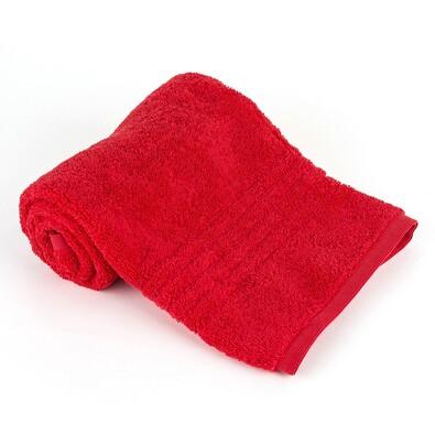 Ručník Empire červená, 50 x 90 cm