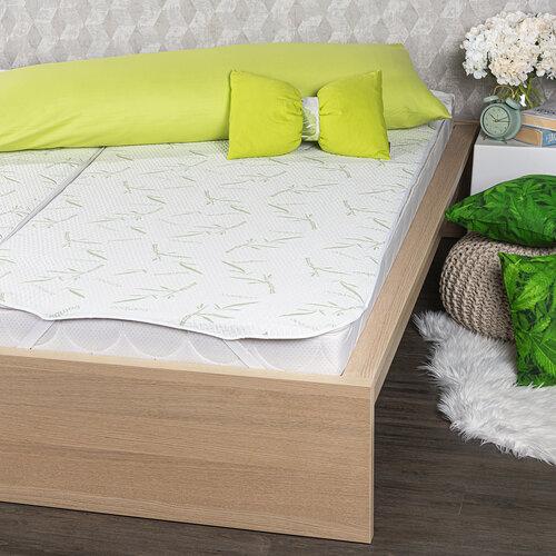 4Home Bamboo Gumifüles vízhatlan matracvédő, 140 x 200 cm
