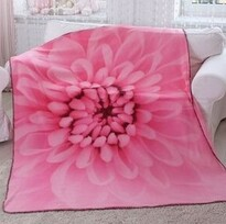 Domarex Harmony takaró, rózsaszín, 150 x 200 cm