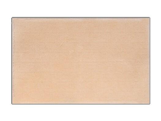 Koupelnová předložka Grund ROMAN béžová, 50 x 80 cm