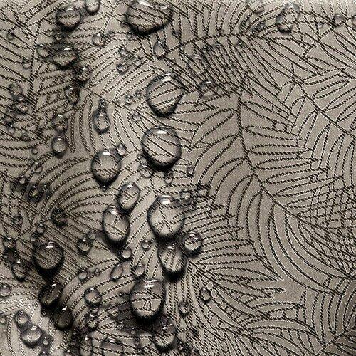 AmeliaHome Obrus Gaia capuccino, 110 x 110 cm