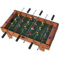 Ecotoys Stolný fotbal 70 x 36 cm, hnedá