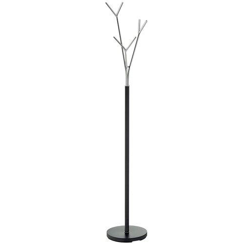 Kela Nerezový věšák Sinerio 173,5 cm, antracit