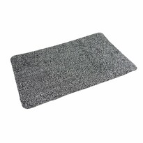 Magická rohožka černá, 70 x 47 cm