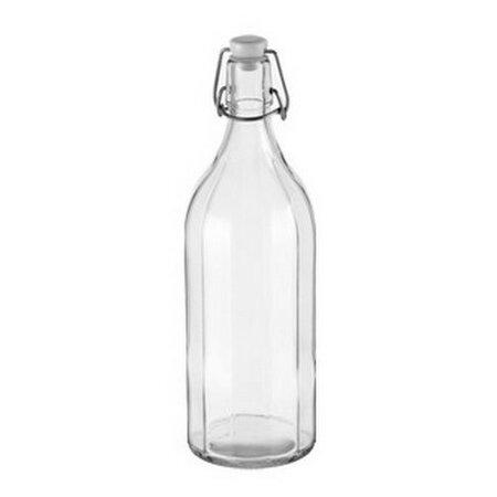 Tescoma Skleněná láhev s Clip uzávěrem DELLA CASA , 1 l