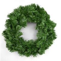 Zöld műkoszorú, 30 cm