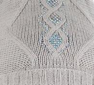 Dámská čepice Karpet 5160, béžová