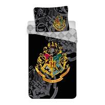 Jerry Fabrics Lenjerie din bumbac Harry Potter, 140 x 200 cm, 70 x 90 cm