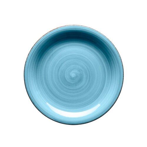Mäser Keramický dezertný tanier Bel Tempo 19,5 cm, modrá