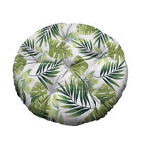Domarex Sedák XXL Green leaves, průměr 65 cm
