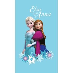 Osuška Ledové království Frozen Magic, 70 x 120 cm