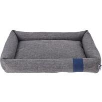 Pet bed kutyafekhely, szürke, 55 x 41 x 10 cm