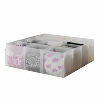 Compactor Organizer do szuflady na bieliznę Optimo, 12 przegródek
