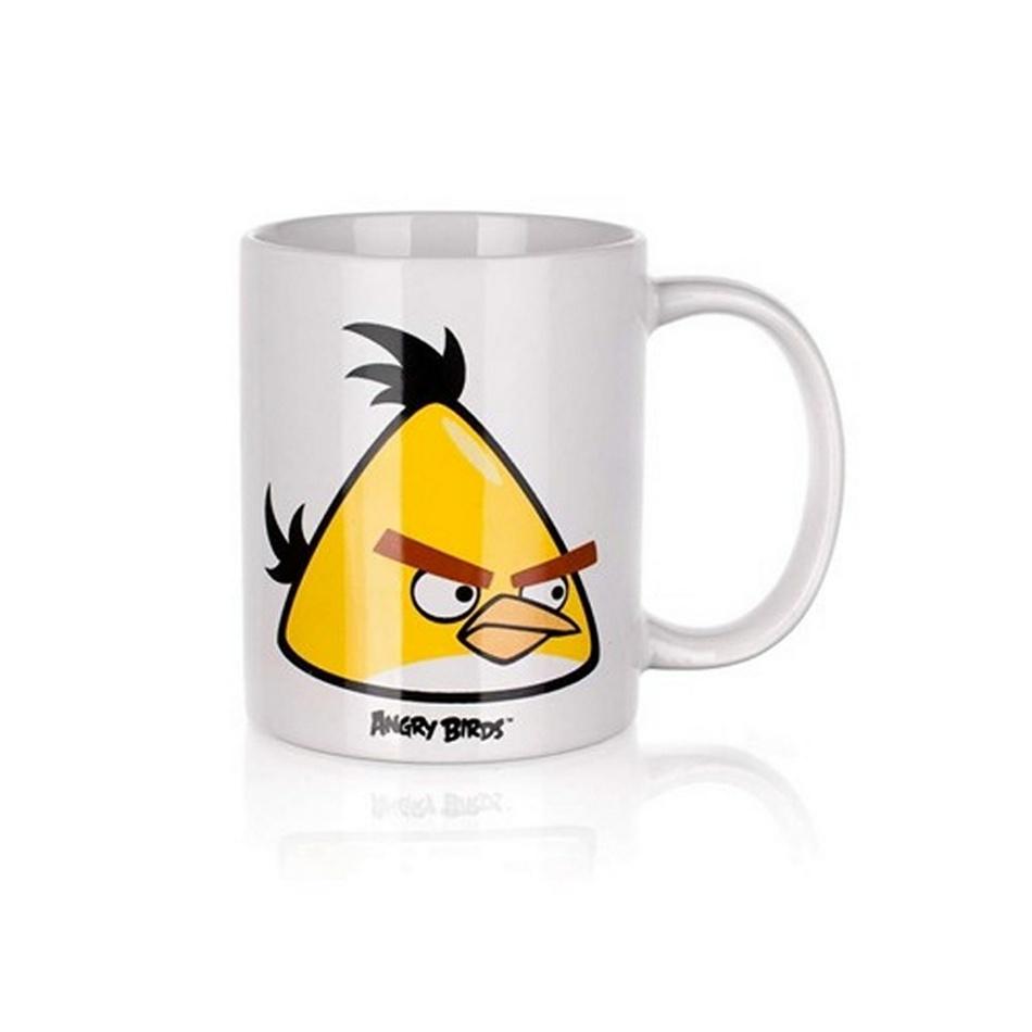 Banquet Angry Birds Yellow hrnček 325 ml,