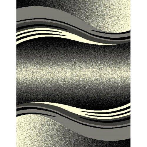 Spoltex Kusový koberec Enigma 9358 Grey, 120 x 170 cm