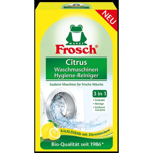 Frosch EKO Hygienický čistič práčky Citrón 250 g