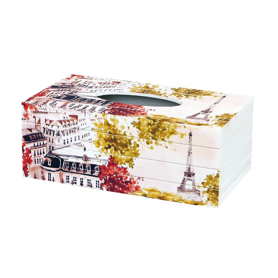 Box na kapesníky Eiffel, 24,5 cm