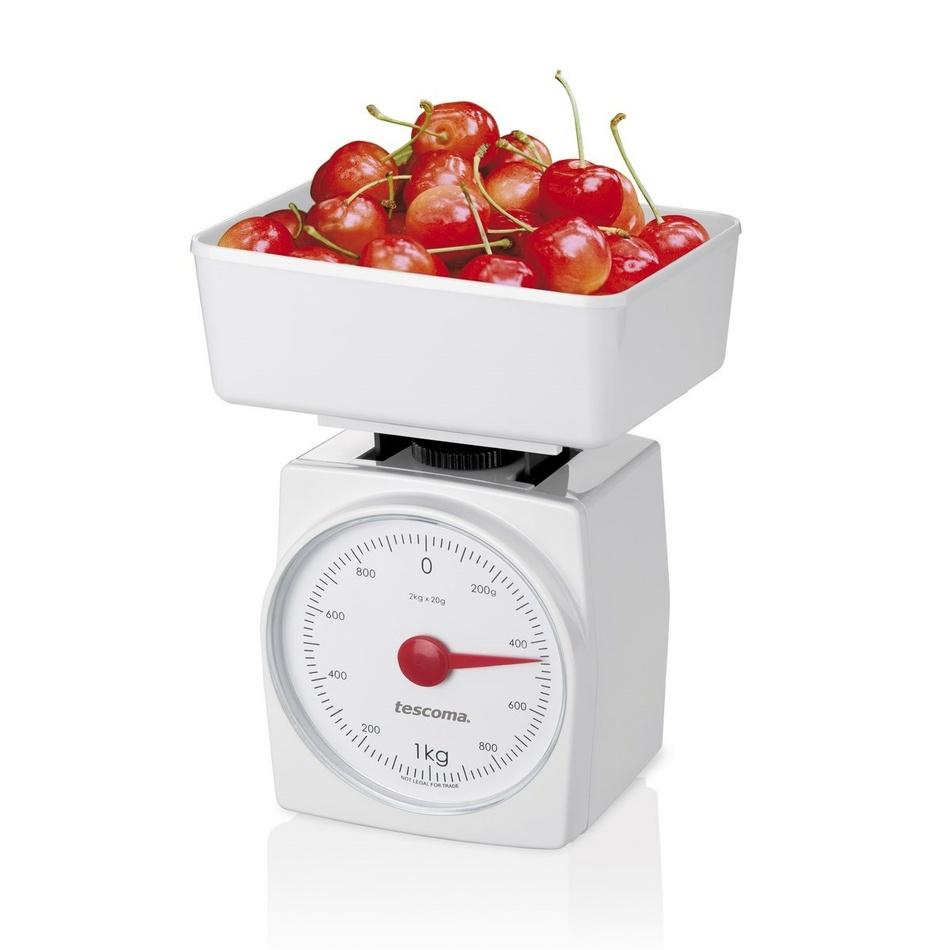Kuchynské váhy ACCURA 2.0 kg, Tescoma