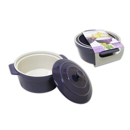 Zapekacia hrniec s pokrievkou 1,5 l