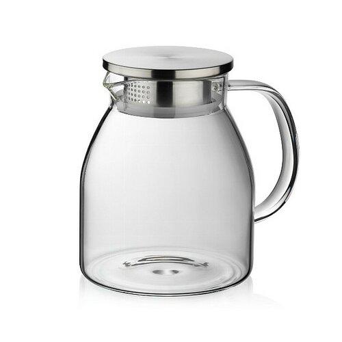 Kela Skleněná konvice na čaj LUNA, 1,2 l